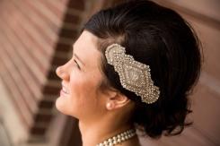 Headpiece: Brass Lotus